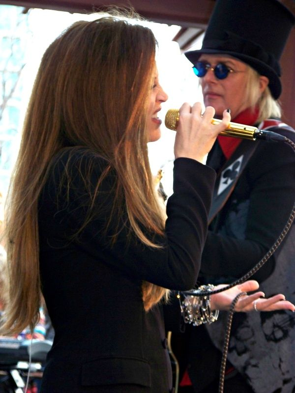 Lisa Marie Presley at SXSW 2014 - Austin Music Journal
