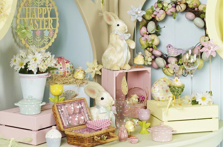 Pastel #Easter by Gisela Graham