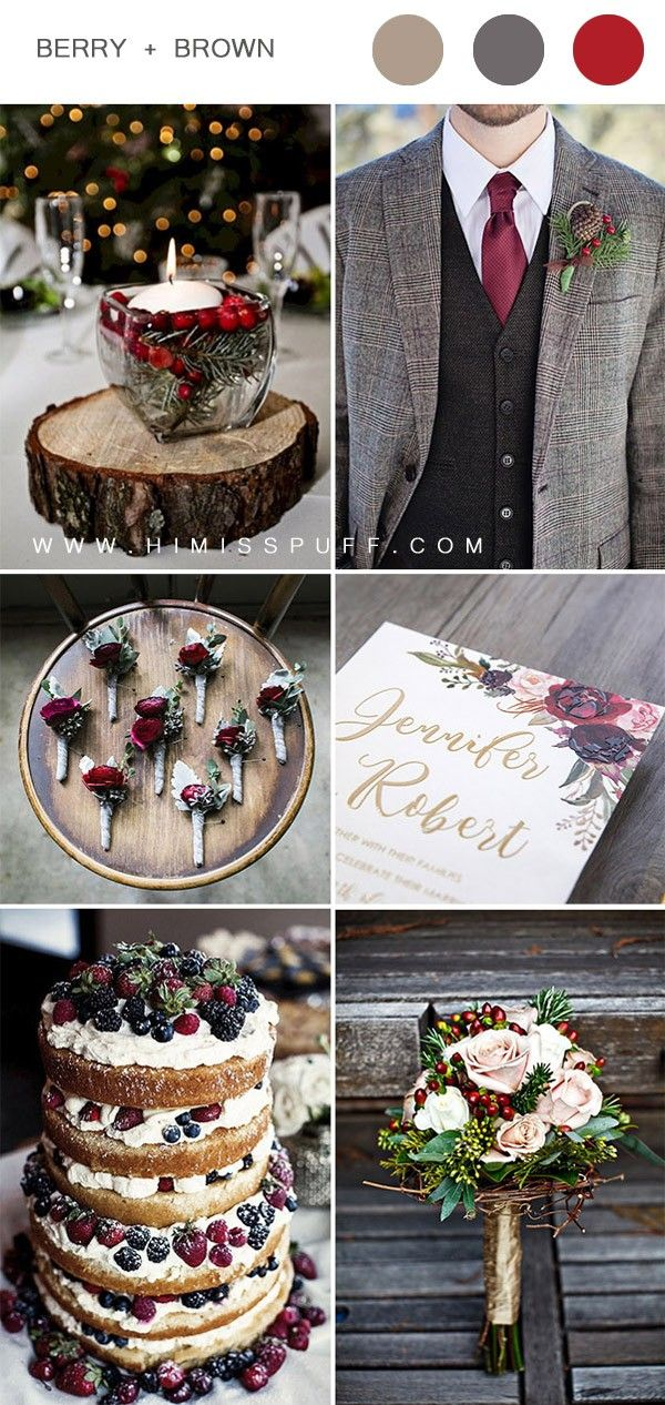 Top 13 Winter Wedding Color Ideas For 2020 Christmas Wedding