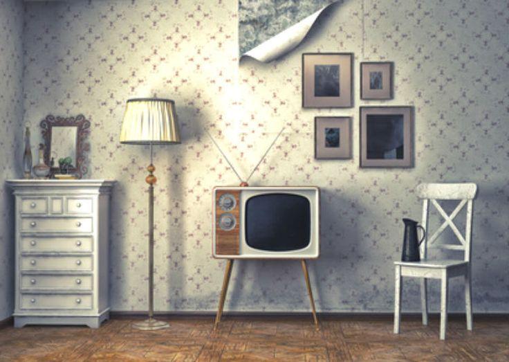 24 best Retro Stil images on Pinterest Full stop, Decorating and - wohnzimmer retro stil