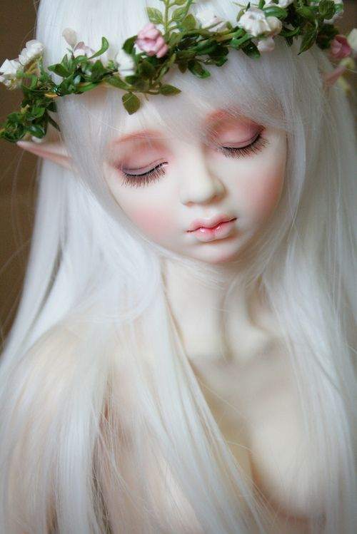 fairy- i found this on pinterest and am interested in using similar costume/make-up in my magical world project
