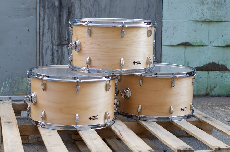 Light and Drums: These drums live with an artist in Brooklyn who's installing them in a modern art setting.  TreeHouse is honored to be a part of this undertaking and hope to take a field trip to the Big Apple soon to see them in action! 10x18, 10x18, 10x18; plied maple; satin wax.  To see more pix, and search our entire TreeHouse archive for your favorite specs, visit our photo gallery:http://www.flickr.com/photos/treehousedrums/collections/