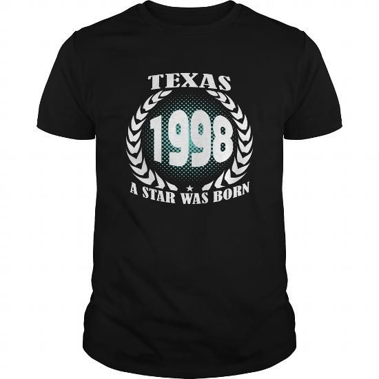 Born Texas 1998 Year Shirts A star was born Tshirts Guys tee ladies tee Hoodie youth Sweat Shirt for Girl and Men and Family #1998 #tshirts #birthday #gift #ideas #Popular #Everything #Videos #Shop #Animals #pets #Architecture #Art #Cars #motorcycles #Celebrities #DIY #crafts #Design #Education #Entertainment #Food #drink #Gardening #Geek #Hair #beauty #Health #fitness #History #Holidays #events #Home decor #Humor #Illustrations #posters #Kids #parenting #Men #Outdoors #Photography #Products…