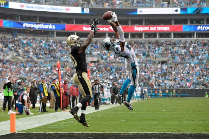Early Lead -  Josh Norman made an incredible interception to seal Panthers' win over Saints -By Des Bieler September 27, 2015