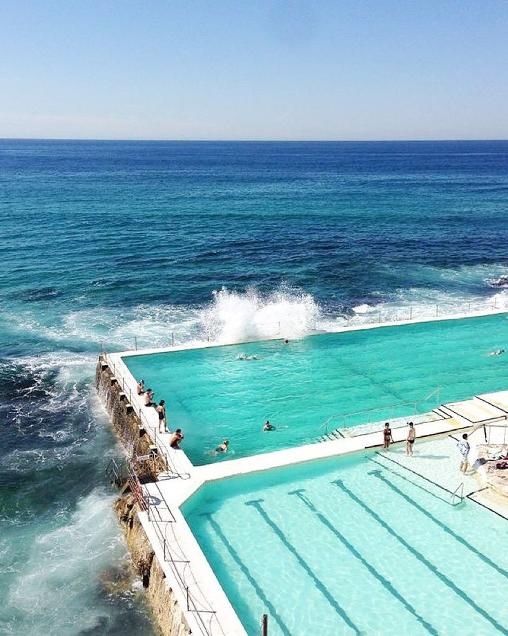 Bondi Beach, Sydney, New South Wales - Tap the link to see the newly released collections for amazing beach bikinis