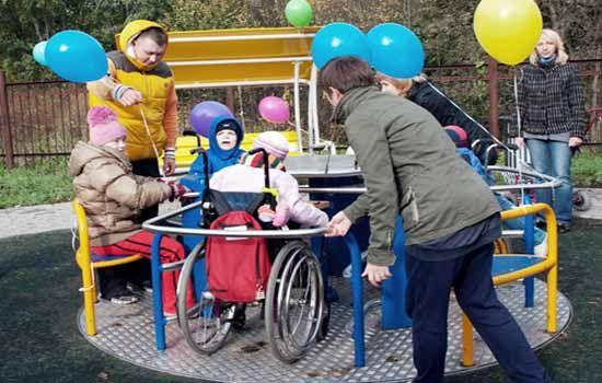 В Ростове-на-Дону организуют сбор средств на строительство площадки для детей-инвалидов. - Ростов и Я