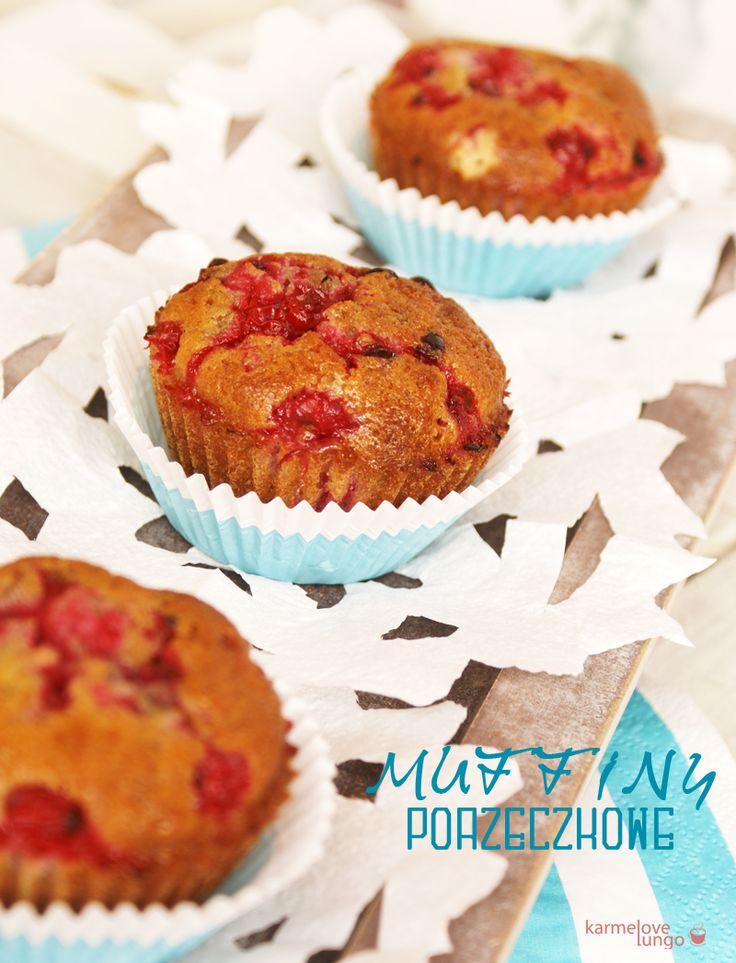 muffiny porzeczkowe by karmelovelungo.pl