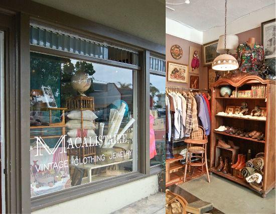 Macalistaire at 1850: Laguna Beach, Beach California, Shop Envy, Adjoining Shops, Shape Shop, Display Ideas, Macalistaire Vintage, Bourgeois Beach, Fleamarket Displays