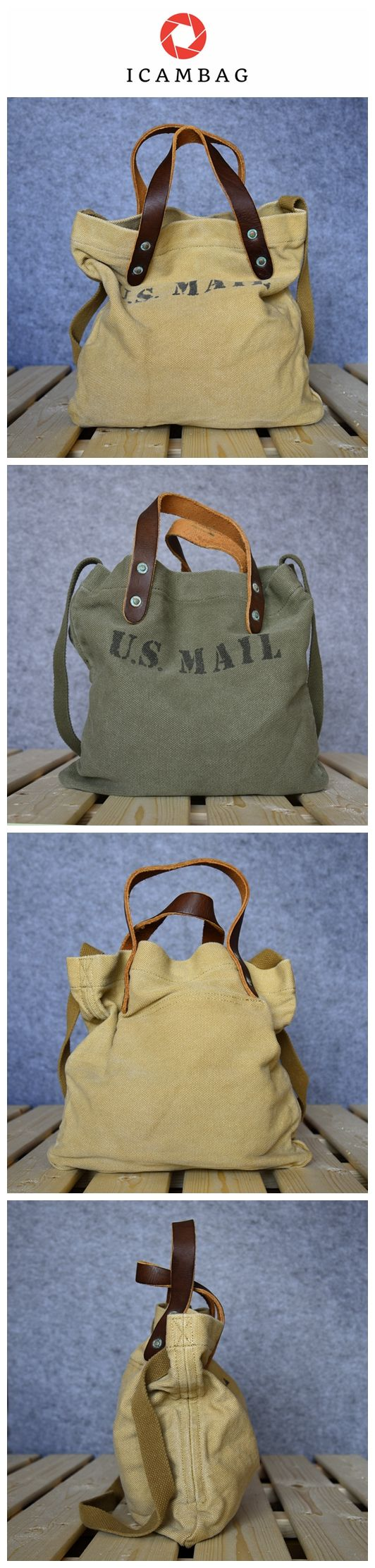 Vintage Large Tote Bag, Women' Leisure Tote Bag,13'Laptop Bag  00170