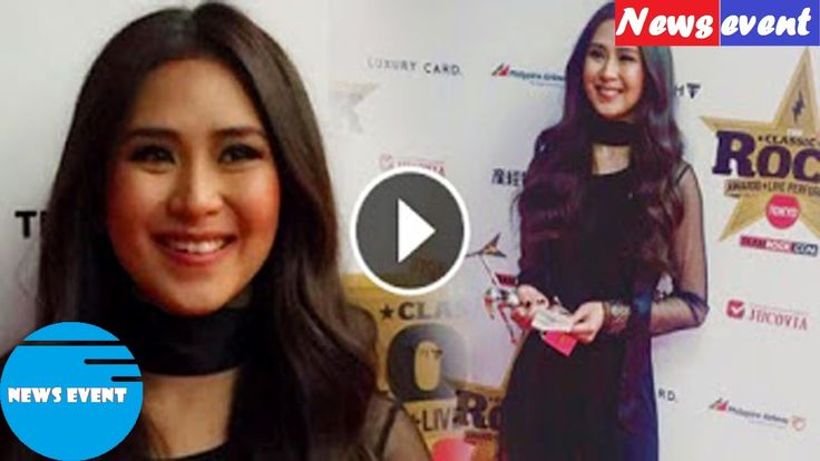 Sarah Geronimo Wins At The 2016 Classic Rock Awards In Tokyo news event