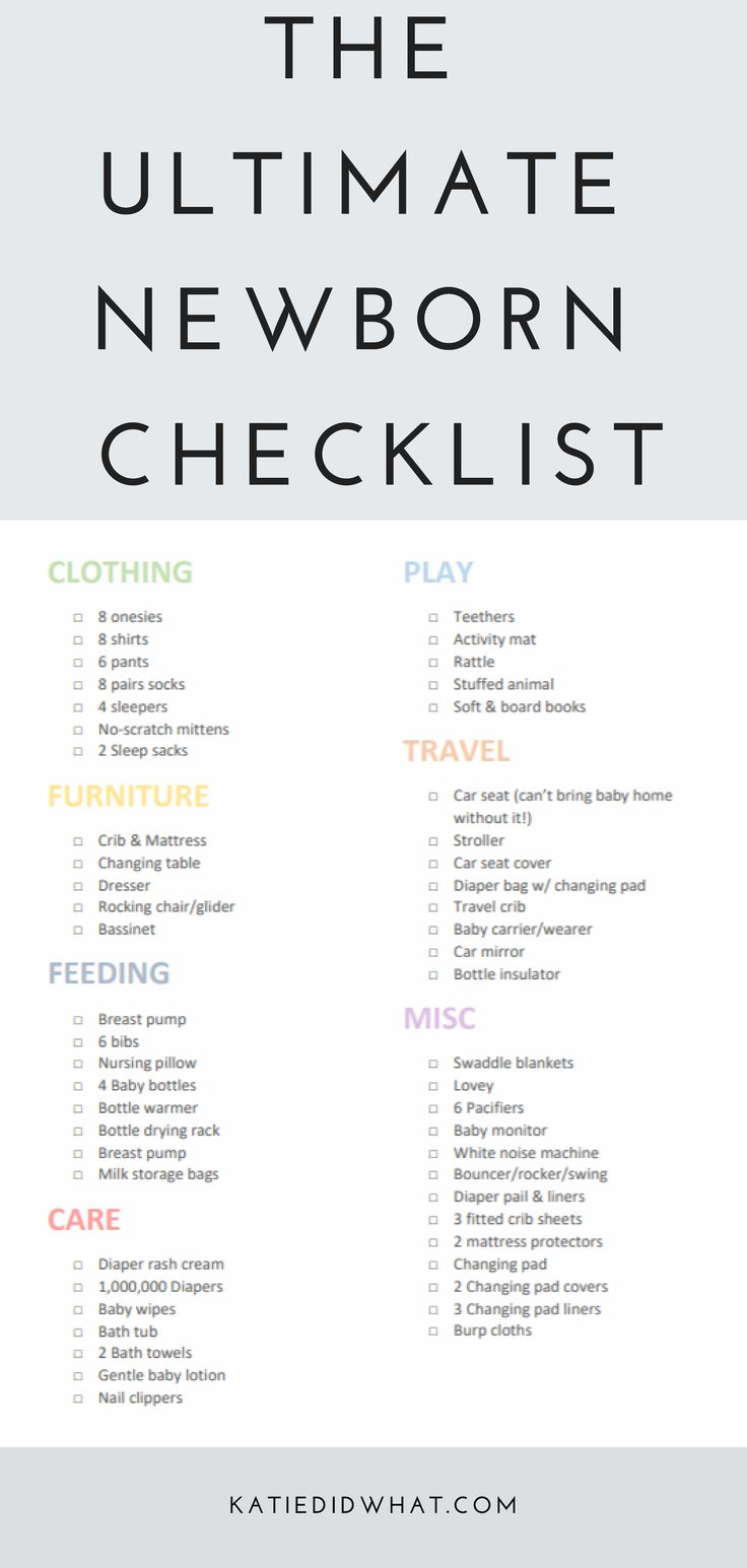 Calling all moms! Get the must have newborn baby tips in ...