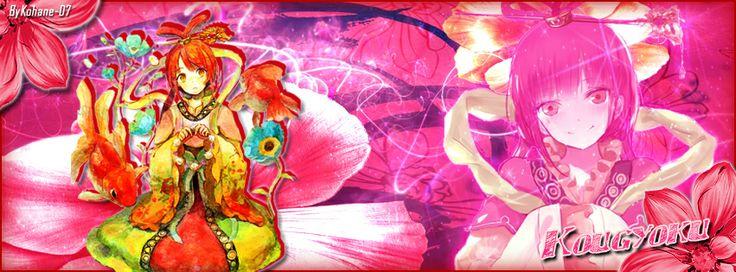 Una linda portada  de magi~ bajo uno de mis nick Kohane ^^