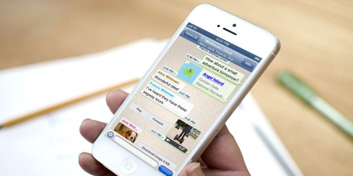 Los usuarios de iOS tendrán que esperar un poco más que los de Android para hacer uso de las nuevas funcionalidades de Whatsapp. Buscar archivos como PDF o cualquier otro documento que consideres importante o la mejora del uso de la cámara son algunas de las nuevas funcionalidades de la popular aplicación, que en unos días estará disponible también para iOS. http://iphonedigital.com/whatsapp-ios-buscar-archivos/  #iphone6  #apple