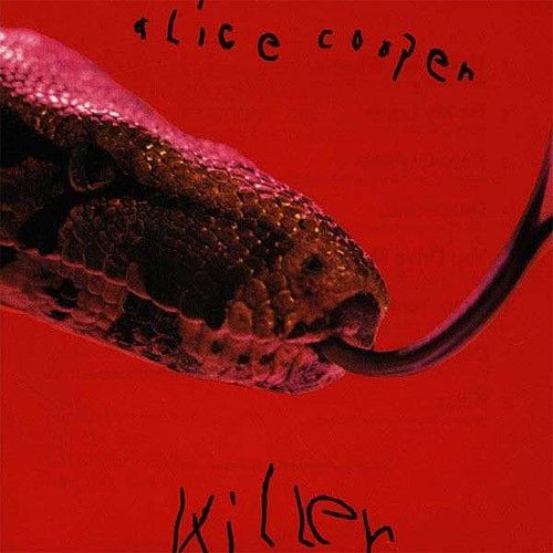 USED VINYL RECORD 12 inch 33 rpm vinyl LP Killer is the fourth studio album by the Alice Cooper band, released in November 1971. Warner Brothers Records (BS 2567) green label Side 1: Under My Wheels B