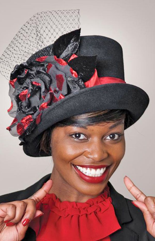 Hat shapes for women with short hair - READ ARTICLE by CLICKING HERE: http://boomerinas.com/2013/05/best-hat-styles-for-women-with-short-hair/