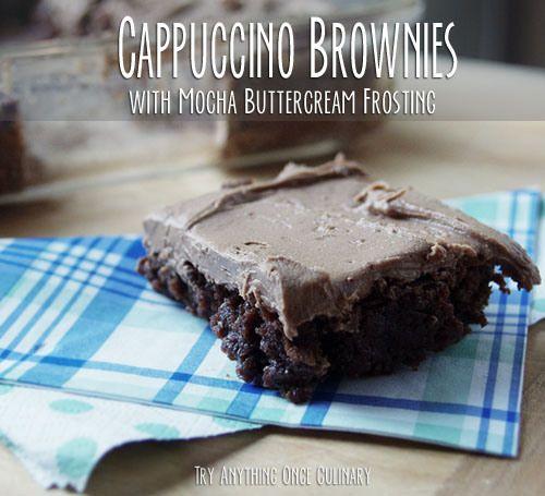 ... frosting chocolate chocolate sweets recipes mocha dessert bars bar