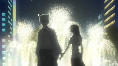 "Kamisama Kiss 1x10 ""Tomoe Becomes a Familiar / The Deity Goes to a Mixer"""