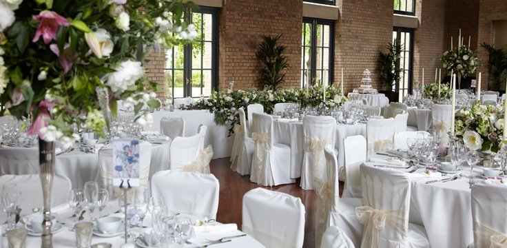 Sarah Beeny's wedding venue Rise Hall, Yorkshire