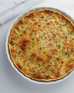 Рецепты от Наталки: Пицца без теста