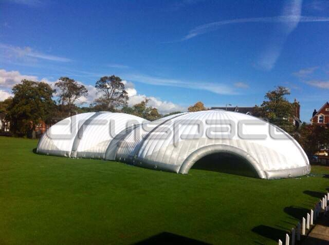The Peanut Trident is a giant with its massive 770m2 floor space 50m x 25m #Peanut #Trident #Inflatable #Event #Structure#InflatableDome #Inflatable #AirFilled #Event #Structure #MusicFestivals #FilmFestivals #Parties #Weddings #Concerts #ProductLaunches #BrandedStructures #SportsEvents #Evol #Dryspace #Dubai #PeanutTrident #10mDome #14mDome #ZabeelPark #www.dryspace.ae engage@dryspace.ae