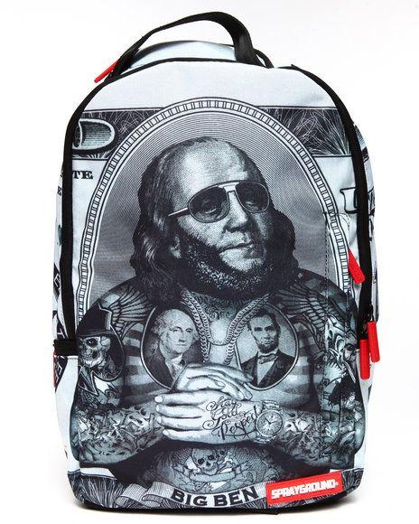 Sprayground Big Ben Backpack Backpacks Backpacks