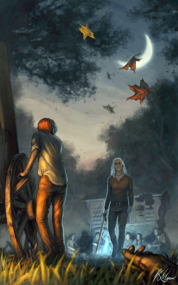 47 best Kingkiller Chronicles Art images on Pinterest ...