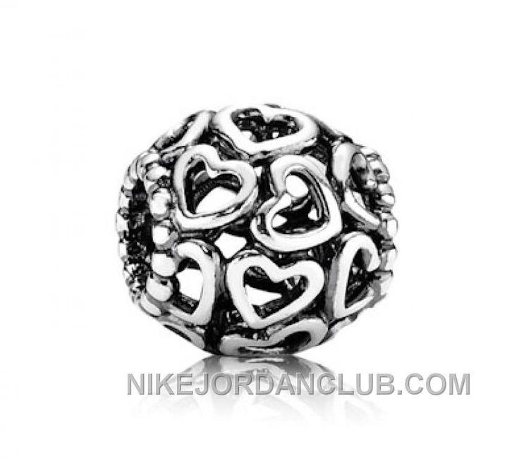 http://www.nikejordanclub.com/pandora-silver-open-heart-charm-790964-lastest.html PANDORA SILVER OPEN HEART CHARM 790964 LASTEST Only $13.20 , Free Shipping!