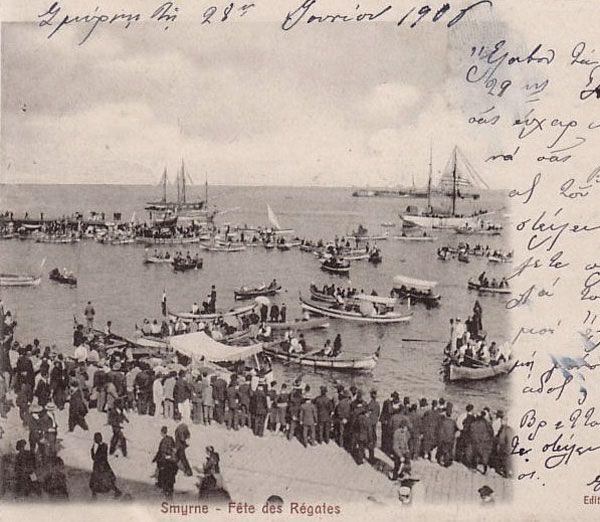 ✿ ❤ Smyrne 1905, eski İzmir....