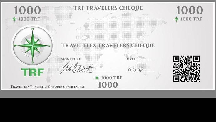 TravelFlex travelers cheque - your money is safe everywhere   #cryptocurrency #blockchain #TravelFlex #coin #investment #money #icon #travel #bitcoin #cryptorevolution #market #criptomoneda #business