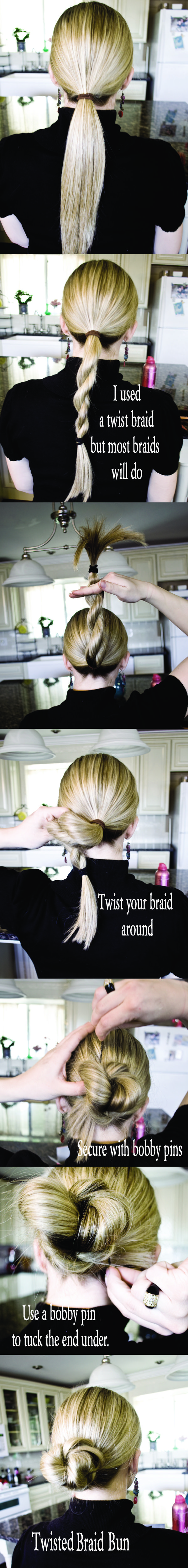 ponytail tips and tricks 18
