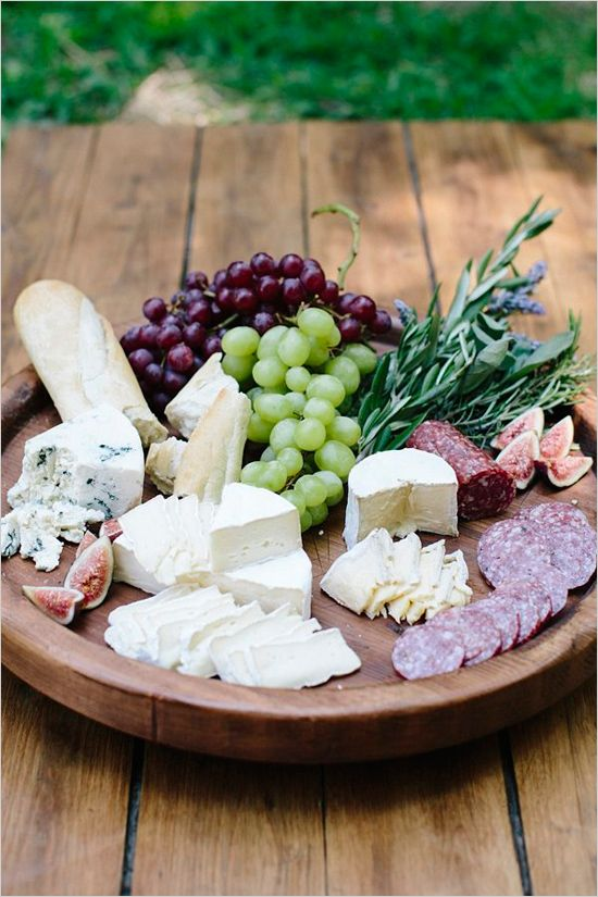 Cheese plate/ board. This presentation.