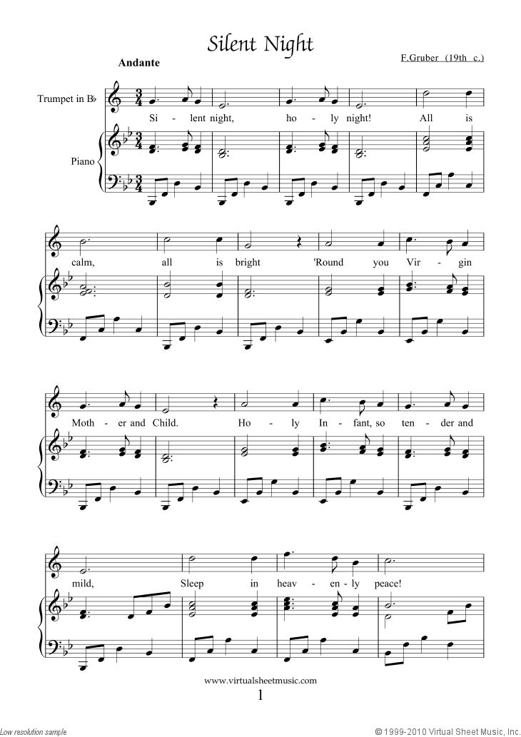 55 best Trumpet Sheet Music (Free) images on Pinterest Clarinets - sample football score sheet