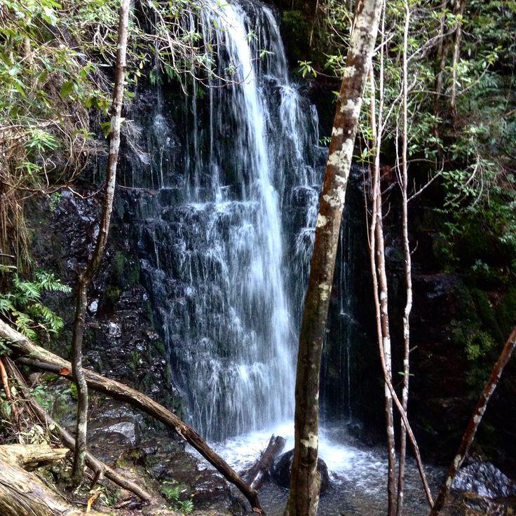 O Grady Falls, Hobart