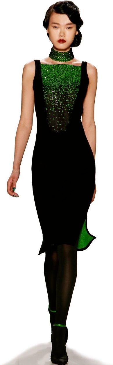 Zang Toi Designs Fall 2014 | Keep The Glamour ♡ ✤ LadyLuxury ✤