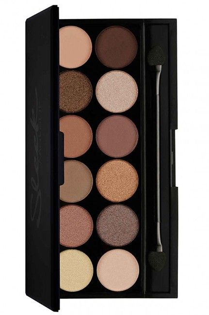 Another sleek makeup palette? Maybe am eyeshadow one with more browns or golds so I can wear it to school easier?