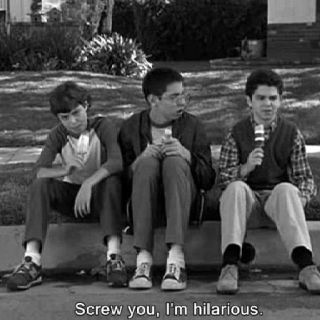 Freaks and Geeks lo when people don't understand my references