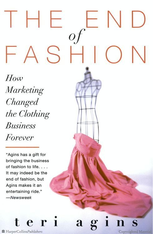 Best Books to Read to for Fashion Career Advice - Helpful Books on Breaking Into the Fashion Industry