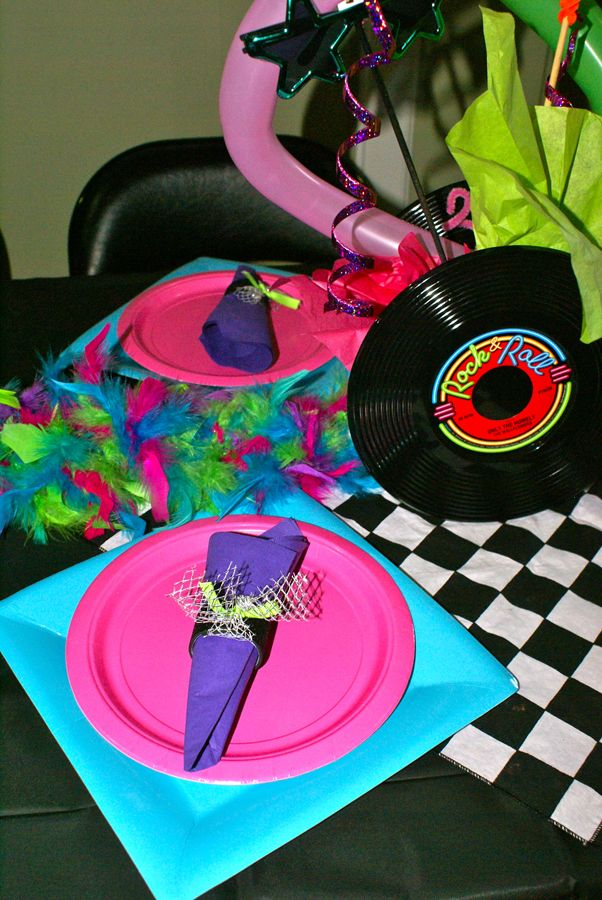 80 39 s centerpieces kb jpeg 1980s party decorations for 1980s party decoration ideas