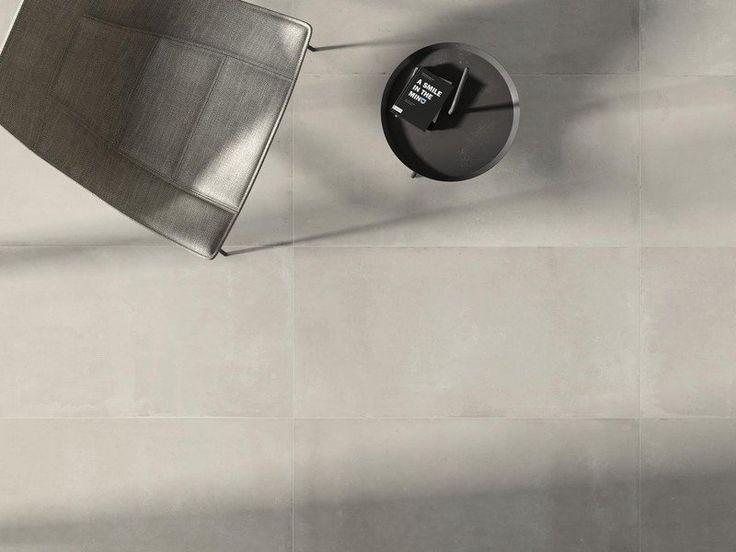 Das Trend Accessoire Für Boden Und Wände: Fliesen Im Beton Look