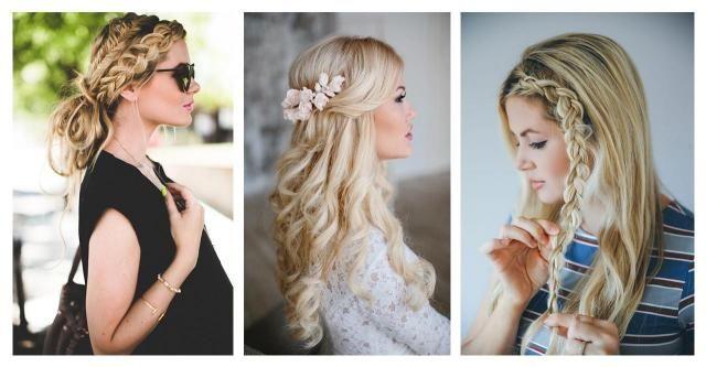 Fryzjerskie trendy dla włosów blond #INSPIRACJE #KOBIETA #FRYZURY #BLOND WŁOSY #BLOND #WŁOSY