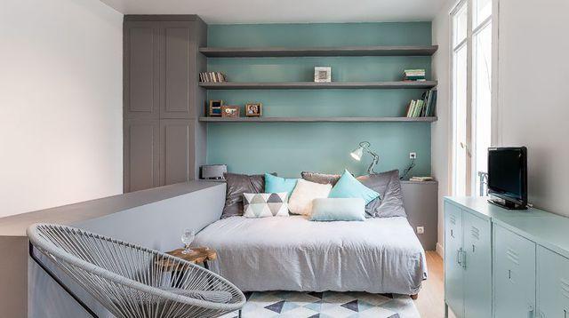 Les 25 meilleures id es de la cat gorie espaces confin s for Decoration interieur appartement 2 pieces