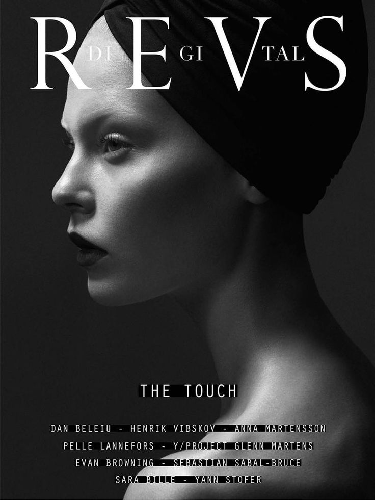 REVS Magazine - REVS digital #2 May 2014 Covers