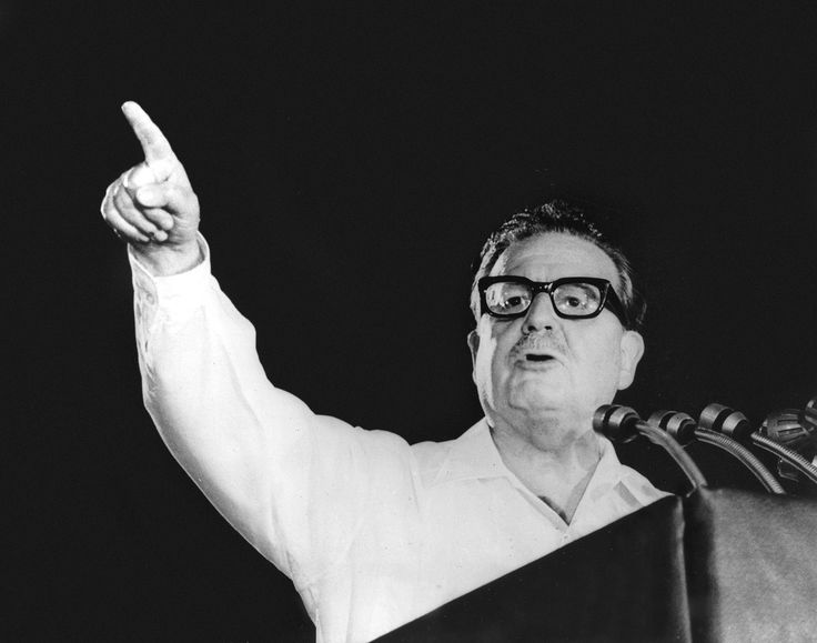 The other 9/11: Salvador Allende's last speech