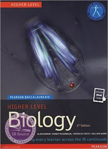 Higher Level Biology 2nd edition (book + eText bundle) -Pearson Education IBSOURCE