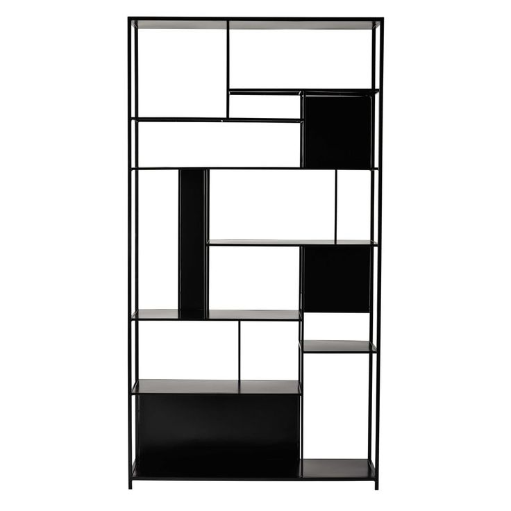 die besten 25 metallregal schwarz ideen auf pinterest regal metall weink hlschrank klein und. Black Bedroom Furniture Sets. Home Design Ideas