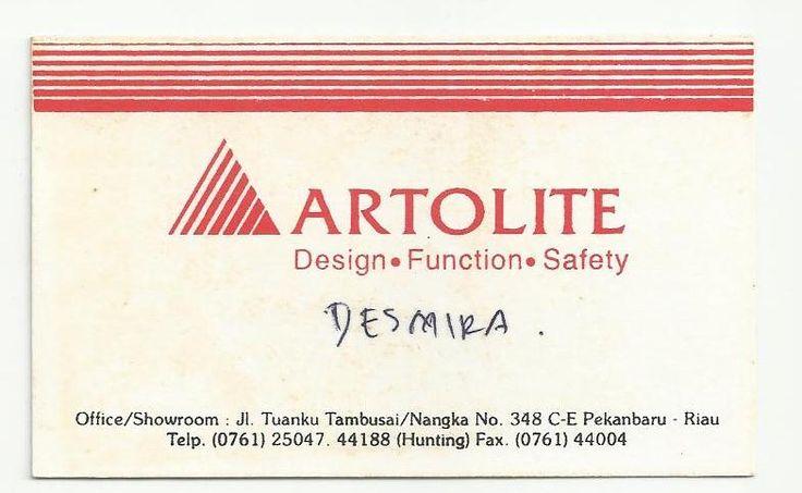 Artolite - Desmira