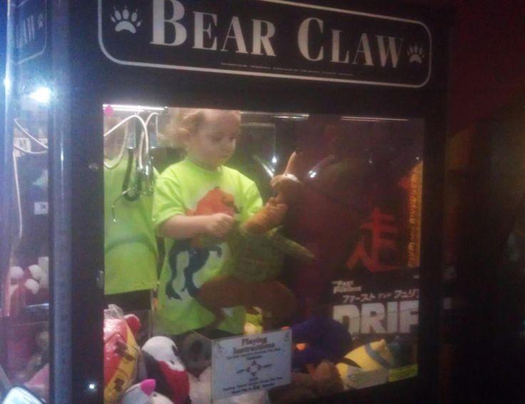 Missing Nebraska Toddler Found Safe in Claw Machine - NBC News