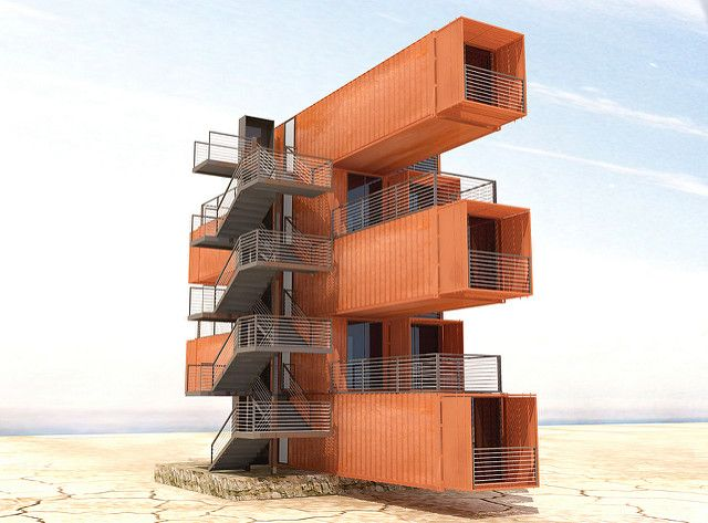 Proyecto Containers Tocopilla | by Emilio_Ugarte