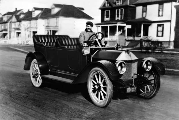 Nov 3 1911 Chevrolet Is Founded Swiss Racer Louis Chevrolet And