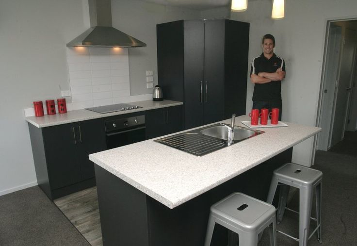 Versatile Homes and Buildings kitchen from our Ashburton showhome